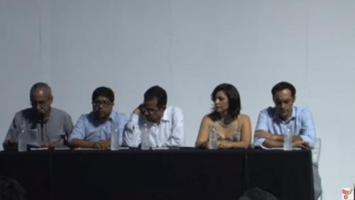 Presentación <i>Teoría de las pérdidas</i>, de Jesús Ramón Ibarra. Parte 1/3