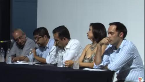 Presentación <i>Teoría de las pérdidas</i>, de Jesús Ramón Ibarra. Parte 2/3