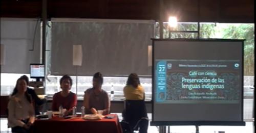 Preservación de las lenguas indígenas, con Eva Salgado y Frida Villavicencio