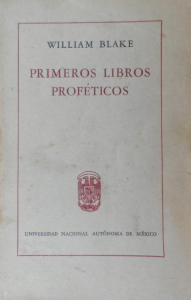 Primeros libros proféticos