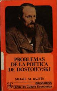 Problemas de la poética de Dostoyevski