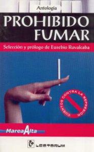 Prohibido fumar : antología