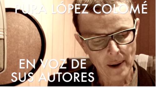 Pura López Colomé en Descarga Cultura.UNAM
