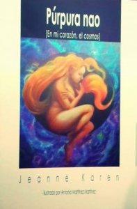 Púrpura nao : en  mi corazón el cosmos