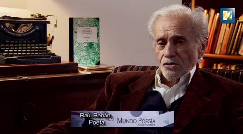 Mundo Poesía - Capítulo 20: Raúl Renán