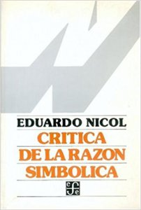 Crítica de la razón simbólica