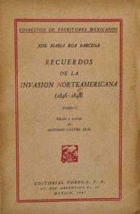 Recuerdos de la invasión norteamericana II