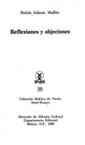 Reflexiones y objeciones