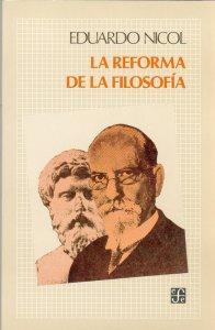 La reforma de la filosofía