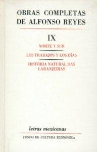 Norte y sur. Los trabajos y los días. História natural das Laranjeiras
