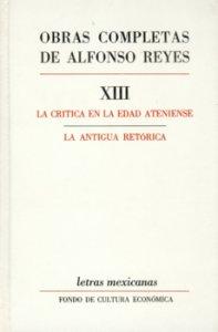 La crítica en al edad ateniense. La antigua retórica