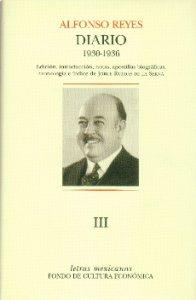 Diario III : Santos, 5 de abril de 1930 - Montevideo, 30 de junio de 1936