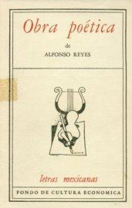 Obra poética de Alfonso Reyes