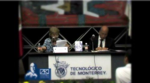Presentación de los tomos Literatura española y Relaciones internacionales de la CCA