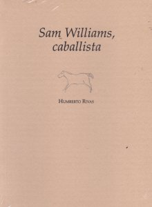 Sam Williams, caballista