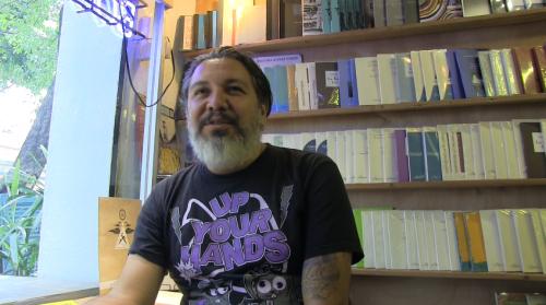 Entrevista a Rogelio Flores