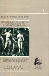 Los orígenes de la vision paradisiaca de la naturaleza mexicana