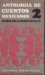 Antología de cuentos mexicanos 2