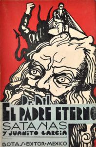 El Padre Eterno, Satanás y Juanito García