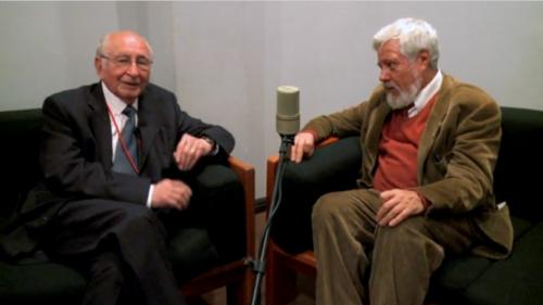 Entrevista a don Pedro Lastra, ganador del II Premio Internacional de Ensayo Pedro Henríquez Ureña