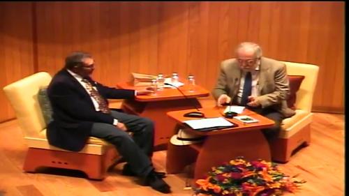 Diálogo entre Javier Garciadiego y Fernando Curiel