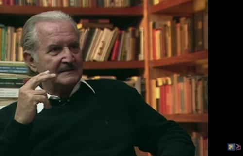 Instinto de escritor: Carlos Fuentes