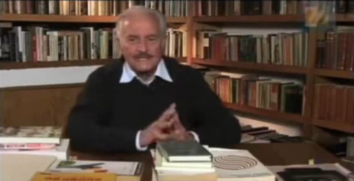Carlos Fuentes y la gran lección que nos legó Cervantes