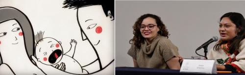 Jóvenes escritoras reflexionan sobre la maternidad