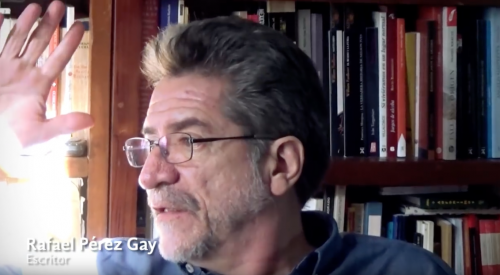 El librero de Rafael Pérez Gay