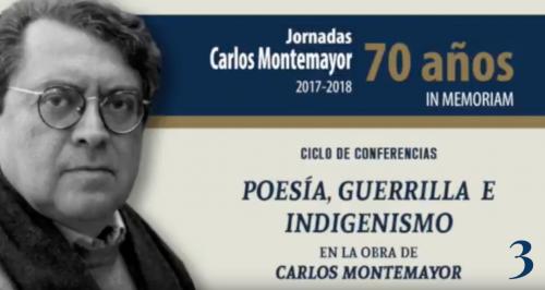 JORNADAS CARLOS MONTEMAYOR. MESA 03