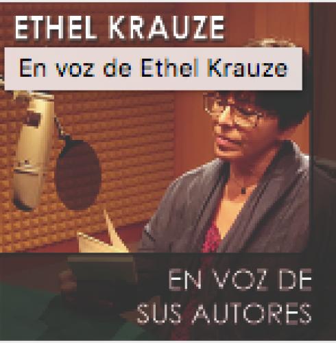 En voz de Ethel Krauze