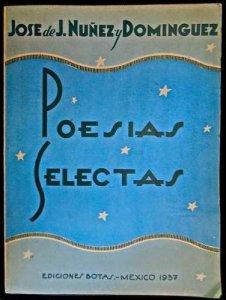 Poesías selectas