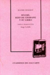Sélime, hijo de Chabane y su libro