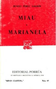 Miau ; Marianela