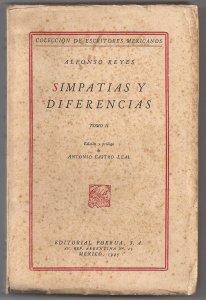 Simpatías y diferencias II
