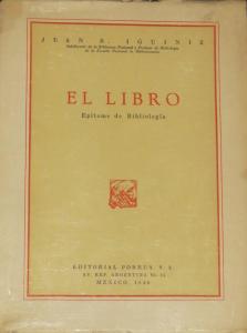 El libro : epítome de bibliología