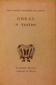 Obras : II teatro