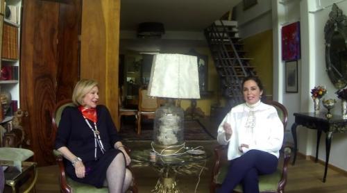Entrevista con Guadalupe Loaeza y Verónica González Laporte: <i>La mariscala</i>