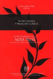 Teatro griego y tradición clásica