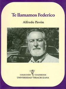 Te llamamos Federico