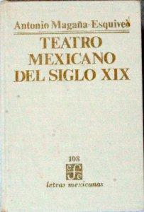 Teatro mexicano del siglo XIX