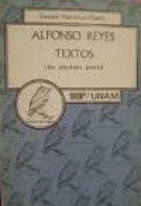 Textos : antología general