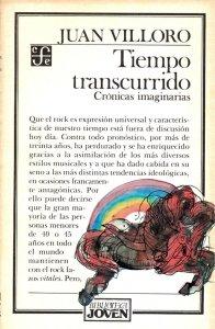 Tiempo transcurrido : crónicas imaginarias