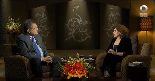 Conversando con Cristina Pacheco - Sergio Ramírez (31/08/2018)