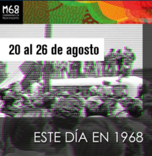 Este día en 1968: Posible dialogo