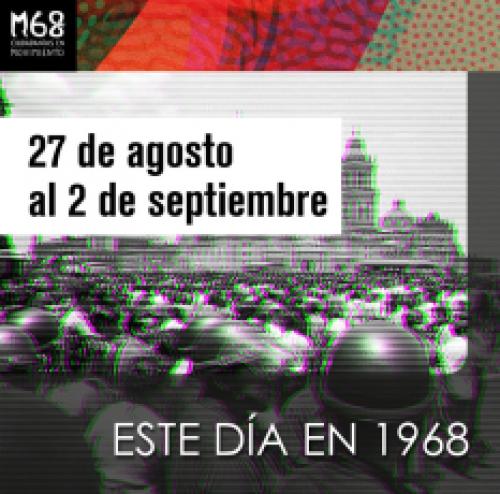 Este día en 1968: