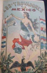 Los trovadores de México : poesías líricas de autores contemporáneos