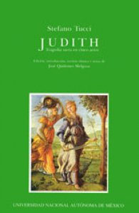 Judith : tragedia sacra en cinco actos