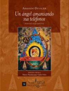 Un ángel amasando sus teléfonos: poemas alquimistas