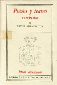 Poesía y teatro completos